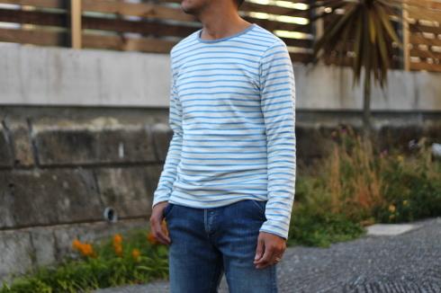 新色発売♪ リバーシブルボーダーTシャツ!_d0108933_17220205.jpg