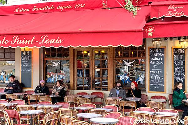 「黄色いベスト」1周年でパリの交通は・・・_c0024345_19160298.jpg