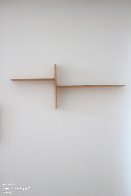 杉村徹さんの壁の棚を設置_e0214646_21195784.jpg