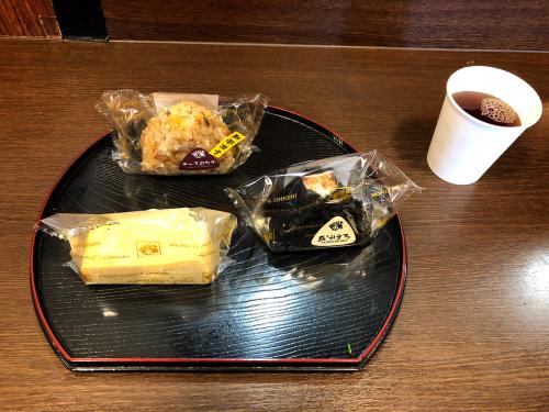 おにぎりの桃太郎 エスカーラ店_e0292546_22451475.jpg