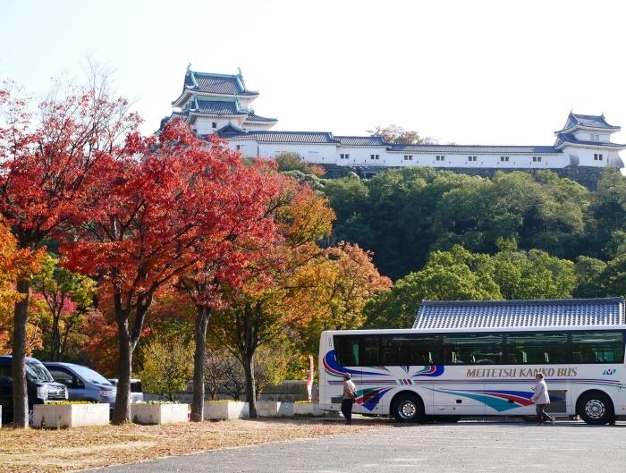 和歌山城の紅葉便り  2019-11-18 00:00  _b0093754_23160896.jpg
