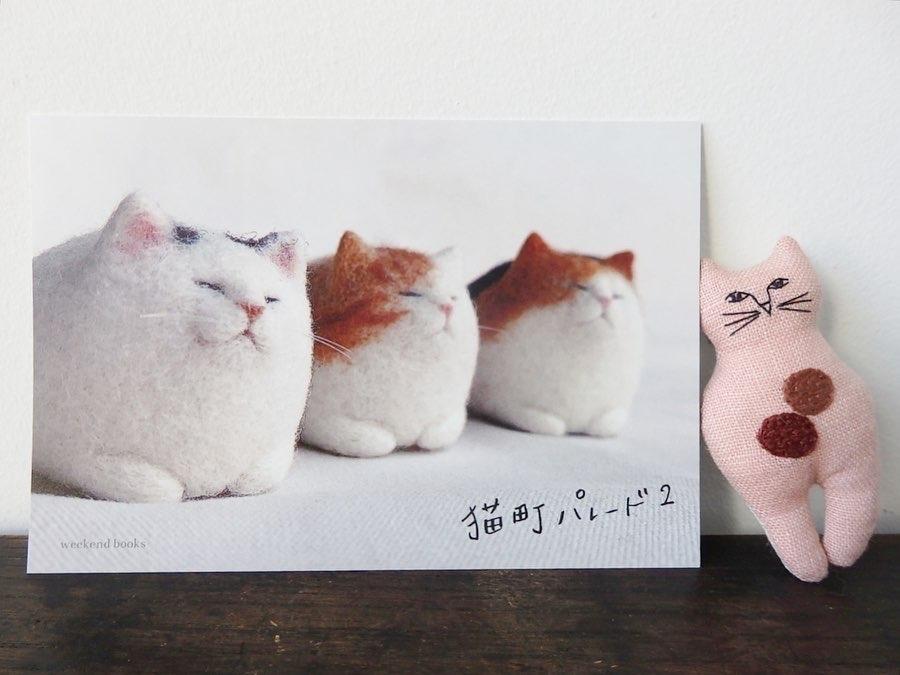 【猫町パレード2】のお知らせ。_e0060555_10450472.jpg