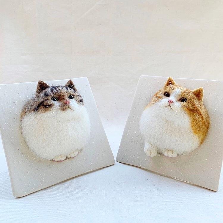 【猫町パレード2】出展者のご紹介 麻子さん。_e0060555_10461631.jpg