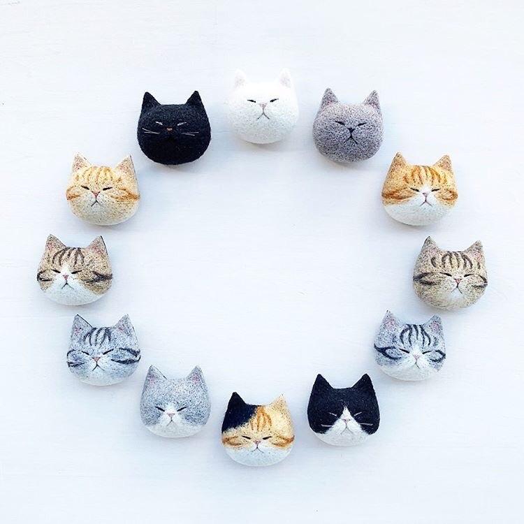 【猫町パレード2】出展者のご紹介 麻子さん。_e0060555_10471195.jpg