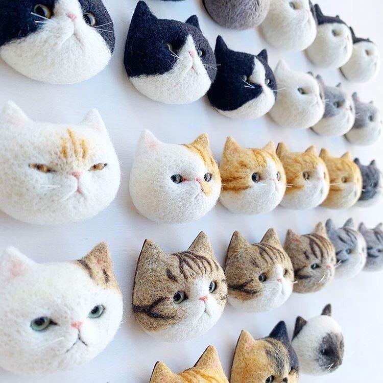 【猫町パレード2】出展者のご紹介 麻子さん。_e0060555_10493109.jpg