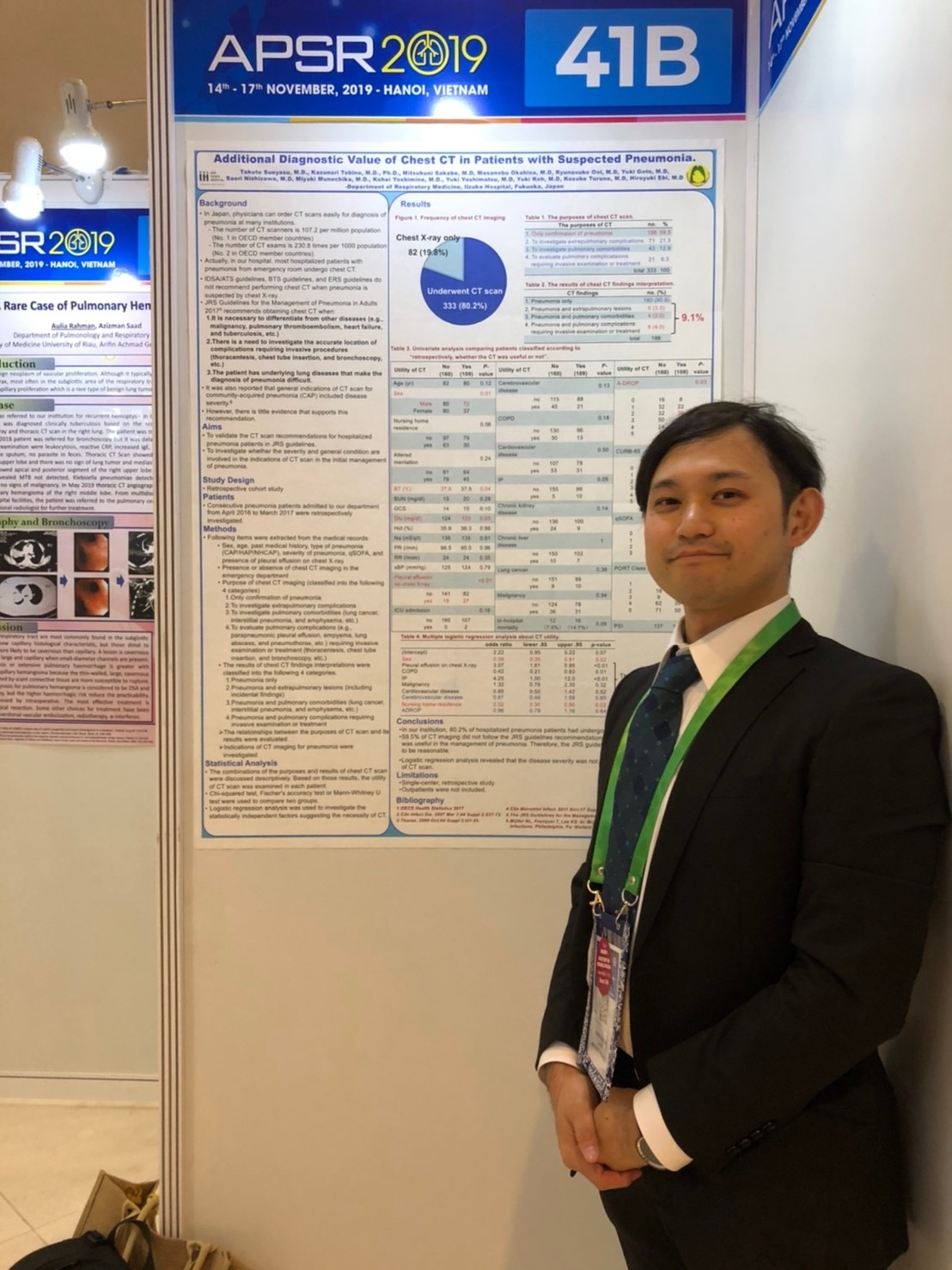 APSR2019に参加中です〜③ :High flow nasal cannula; Mechanism, principles and indication - 飯塚病院呼吸器内科ブログ