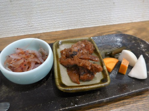 吉祥寺「階段ノ上ノ食堂」へ行く。_f0232060_1158212.jpg