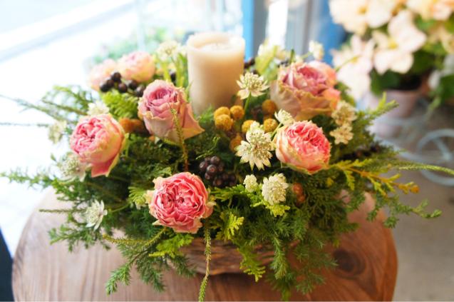 12月のマンスリーはお正月飾り_b0286862_23322535.jpg