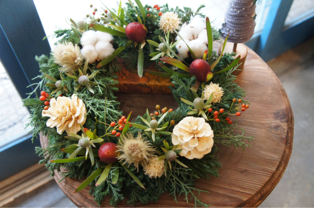 12月のマンスリーはお正月飾り_b0286862_23334581.jpg