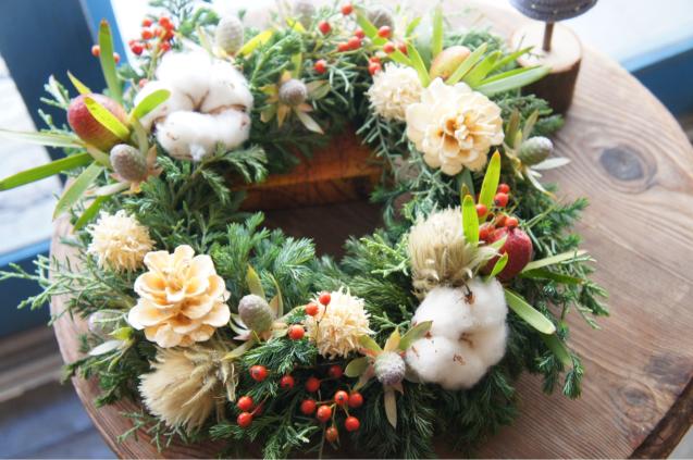 12月のマンスリーはお正月飾り_b0286862_23334629.jpg