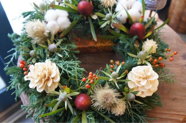 12月のマンスリーはお正月飾り_b0286862_23334700.jpg