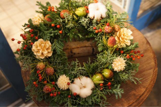 12月のマンスリーはお正月飾り_b0286862_23335045.jpg