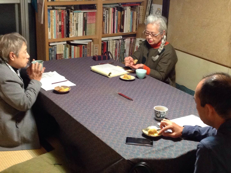 紅葉シーズン『書・コトハジメ』&『町家で英会話cafe104』_b0153663_12392042.jpeg
