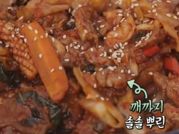 【コラム】三食ごはん 漁村編2 第7話 オサムプルコギって?_c0152767_20271800.jpg