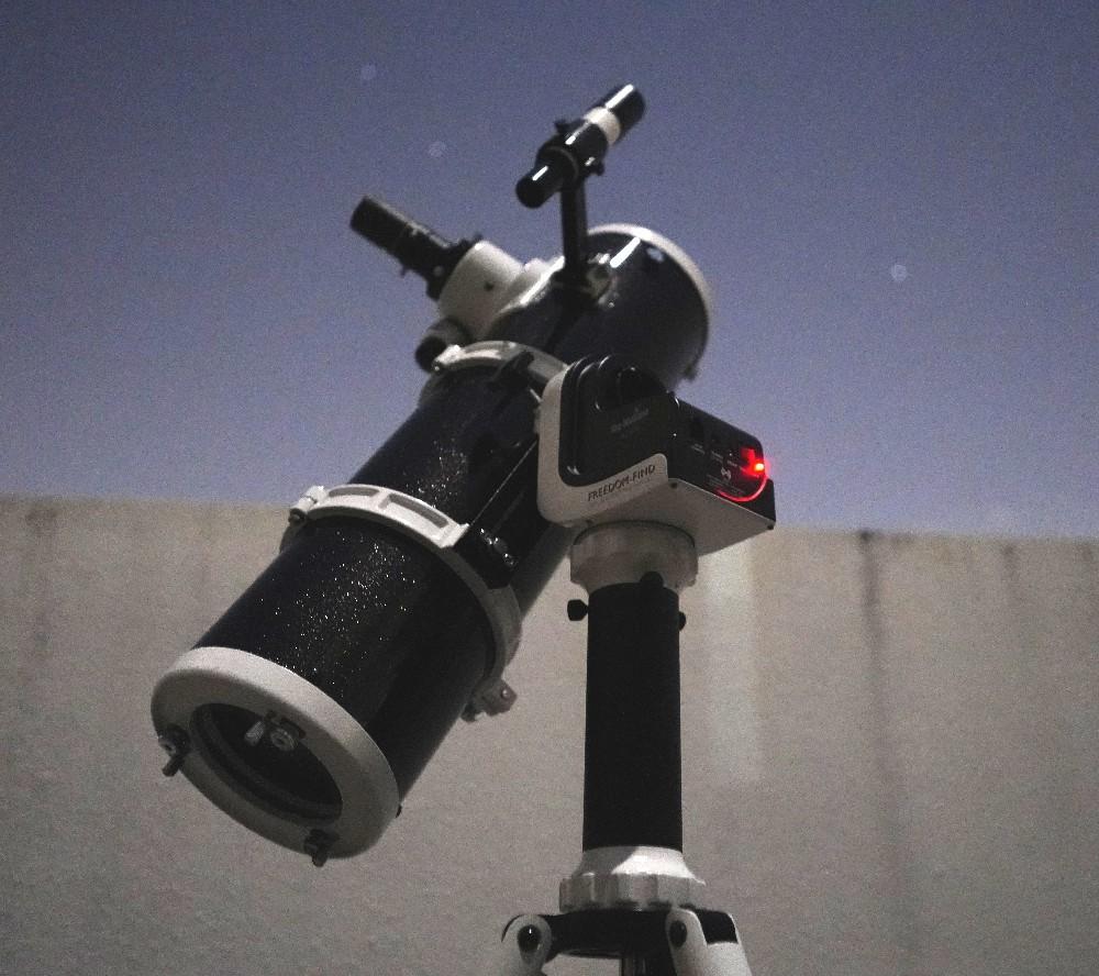 旅行用望遠鏡を考える その2 BKP130 + AZ-GTi_a0095470_10522280.jpg