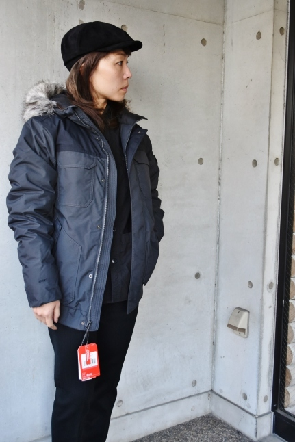 THE NORTH FACE  GOTHAM STYLE ★_d0152280_10291263.jpg
