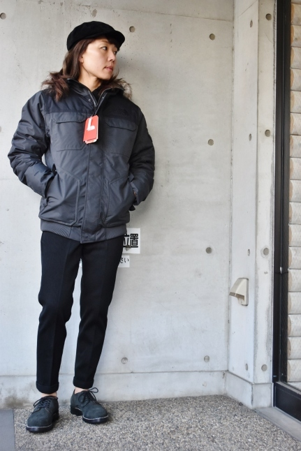 THE NORTH FACE  GOTHAM STYLE ★_d0152280_10292542.jpg