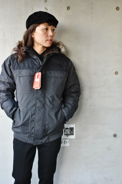 THE NORTH FACE  GOTHAM STYLE ★_d0152280_10294079.jpg