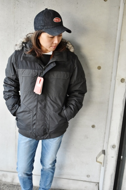 THE NORTH FACE  GOTHAM STYLE ★_d0152280_10332149.jpg