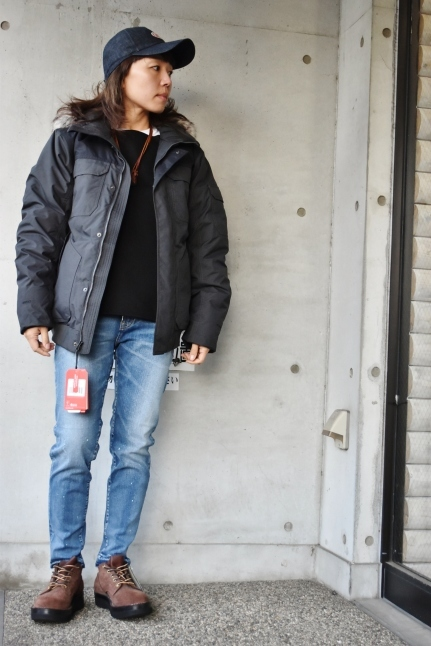 THE NORTH FACE  GOTHAM STYLE ★_d0152280_10345435.jpg