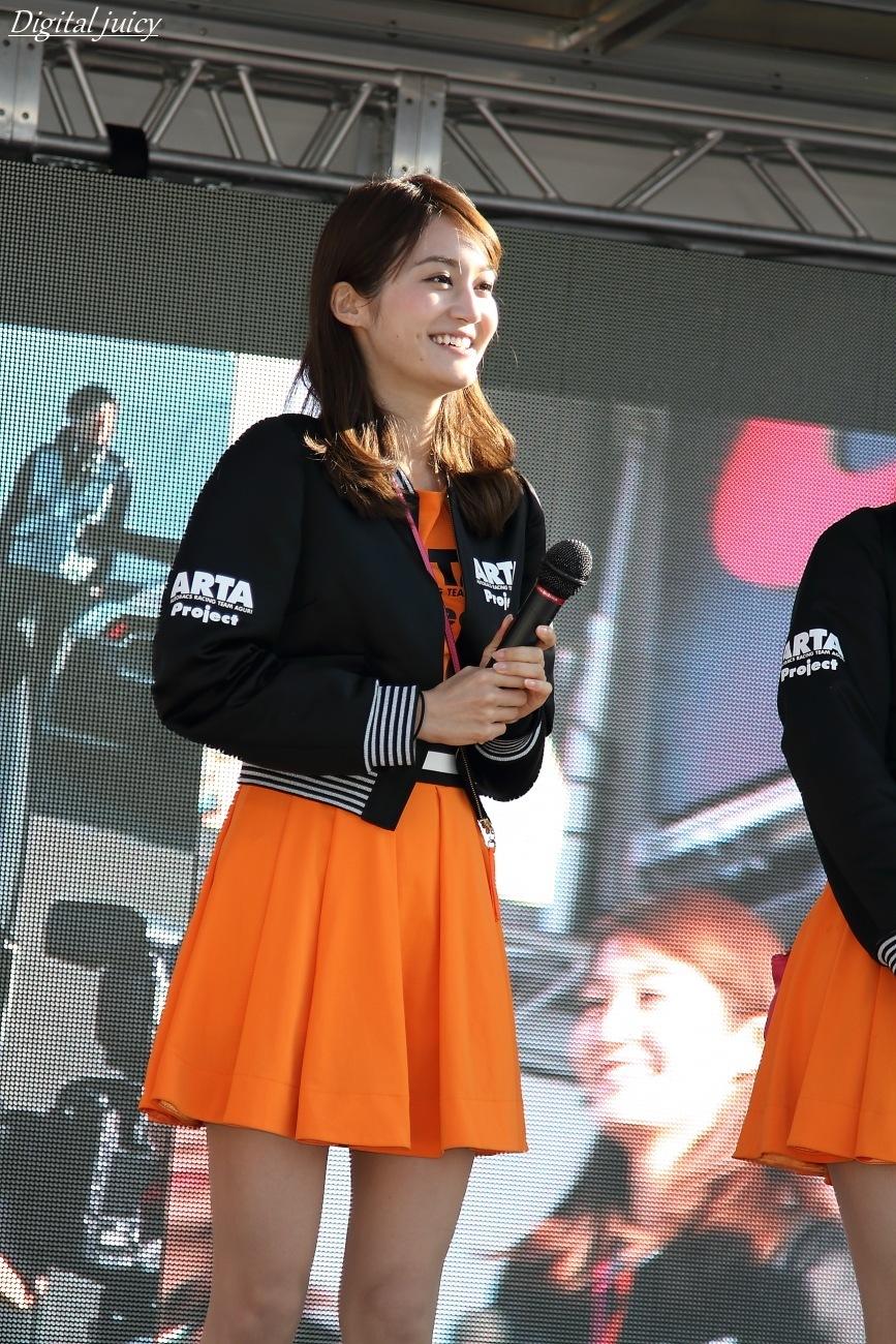 沖舘唯 さん、小林沙弥香 さん、神崎由莉子 さん、黒田みり さん(ARTA GALS)_c0216181_20495462.jpg