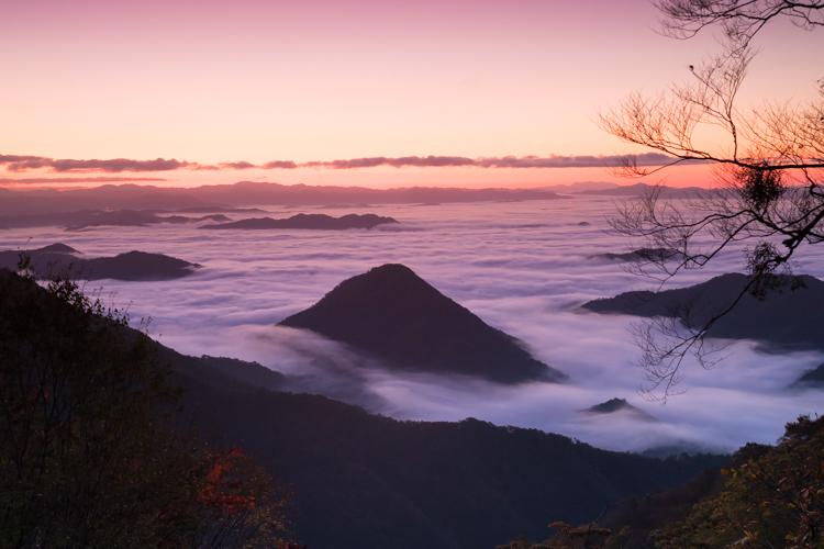 大江山の雲海_e0051888_03155516.jpg