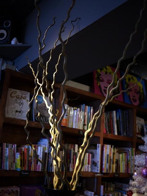 今週のWORLD BOOK CAFEさんは「コウテンクワ」。2019/11/16。_b0171193_20501967.jpg