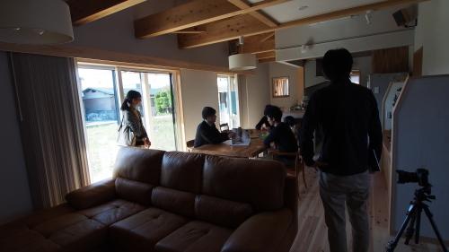 香川の家 取材が行われました。_e0064493_10463080.jpg