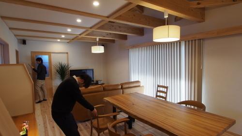 香川の家 取材が行われました。_e0064493_10464039.jpg