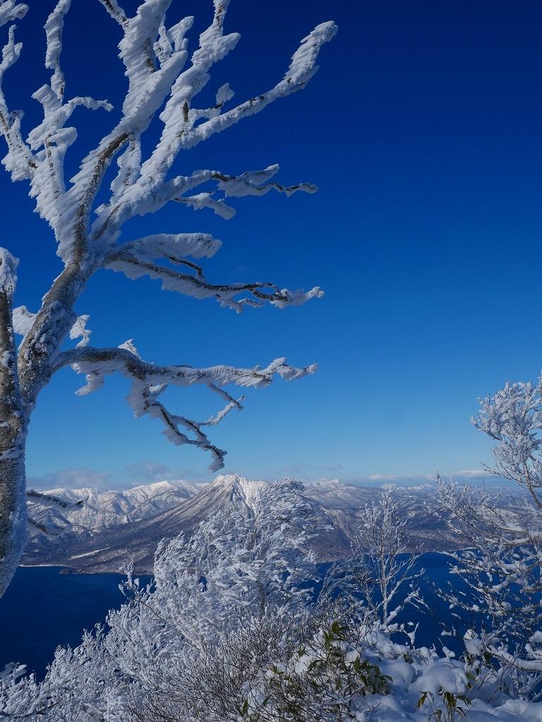 まるで厳冬期の風不死岳(1102m)、2019.11.17ー速報版ー_f0138096_16195419.jpg