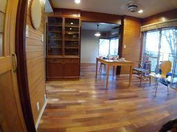 床貼り 5日目 完了_a0061599_01553929.jpg