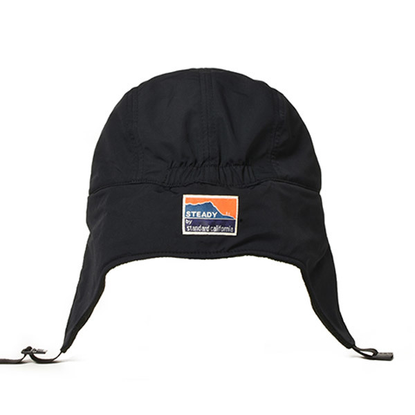 【DELIVERY】 STANDARD CALIFORNIA - Ear Flap Fishing Cap_a0076701_11410691.jpg