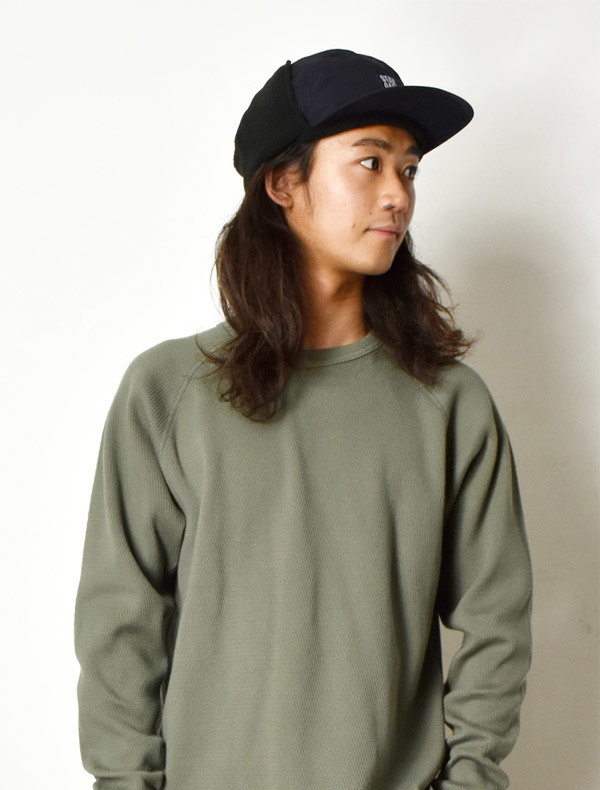 【DELIVERY】 STANDARD CALIFORNIA - Ear Flap Fishing Cap_a0076701_11412859.jpg
