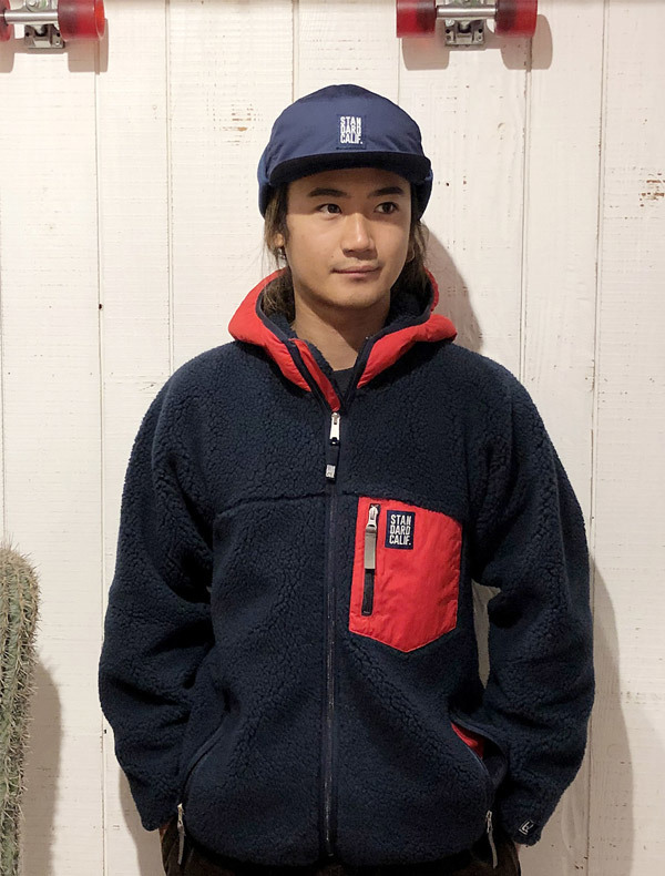 【DELIVERY】 STANDARD CALIFORNIA - Ear Flap Fishing Cap_a0076701_11414779.jpg
