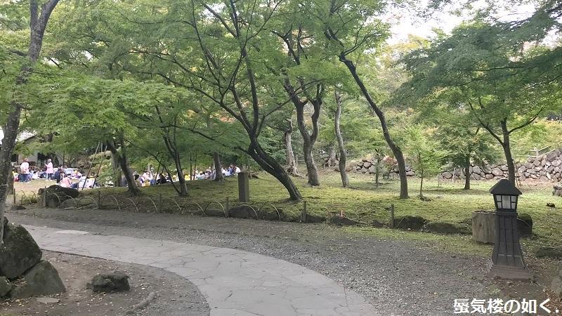 初秋の小諸「あの夏で待ってる」の舞台へ その03 懐古園そして西浦ダムは(R011021探訪)_e0304702_07433624.jpg