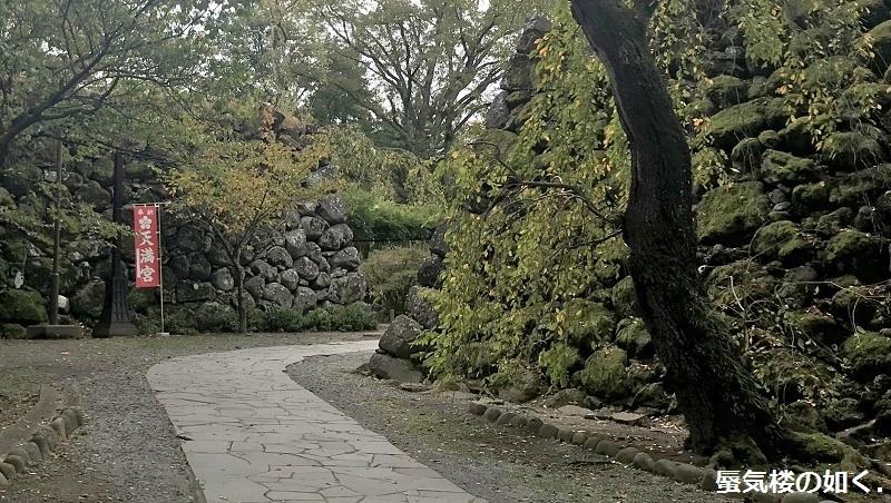 初秋の小諸「あの夏で待ってる」の舞台へ その03 懐古園そして西浦ダムは(R011021探訪)_e0304702_07470732.jpg