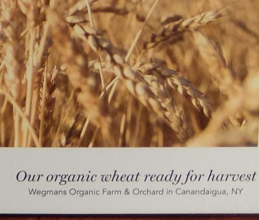 ウェグマンズの小麦農園ツアーや、ショッパーズ・クラブ会員情報_b0007805_09385928.jpg