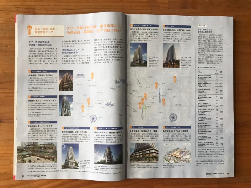 [WORKS]SUUMO新築マンション首都圏版 東京23区開発MAP_c0141005_09251595.jpg