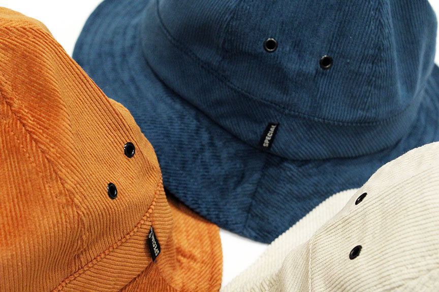 """NOTHIN\'SPECIAL (ナッシンスペシャル) \"""" SPECIAL CORDUROY BELL HAT \""""_b0122806_13143350.jpg"""