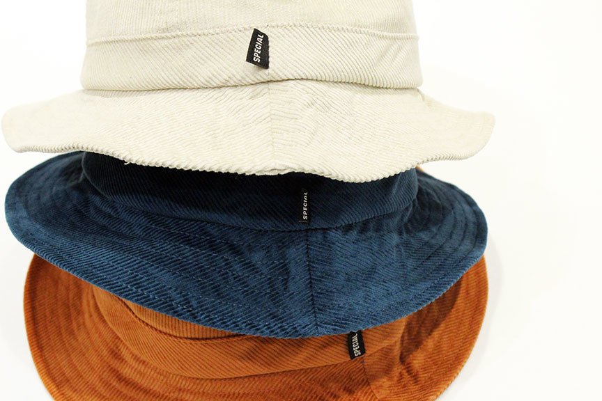"""NOTHIN\'SPECIAL (ナッシンスペシャル) \"""" SPECIAL CORDUROY BELL HAT \""""_b0122806_13144467.jpg"""