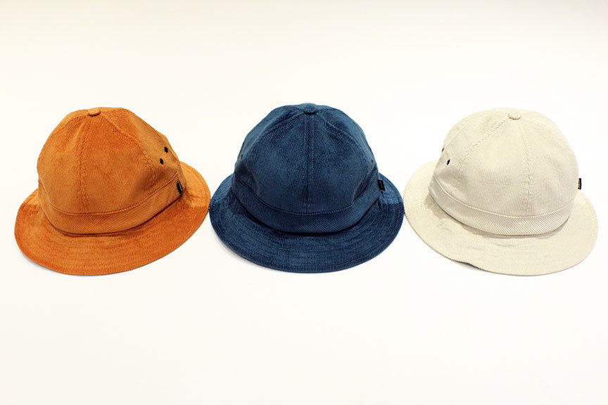 """NOTHIN\'SPECIAL (ナッシンスペシャル) \"""" SPECIAL CORDUROY BELL HAT \""""_b0122806_13145191.jpg"""