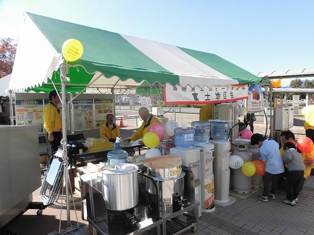 毎年、防災の新しい取り組みや製品に刺激を受ける! 「ふじBousai2019」_f0141310_07572380.jpg
