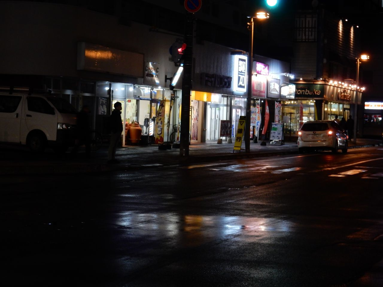 暗くなってから北大へ_c0025115_23052380.jpg