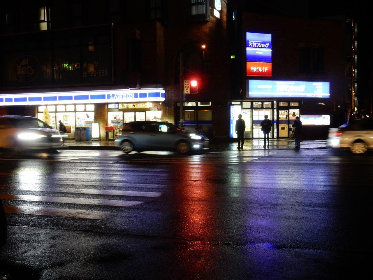 暗くなってから北大へ_c0025115_23052473.jpg