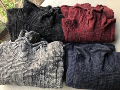 圧縮ウールのセーターの新色入荷のお知らせ_d0178718_17472897.jpg