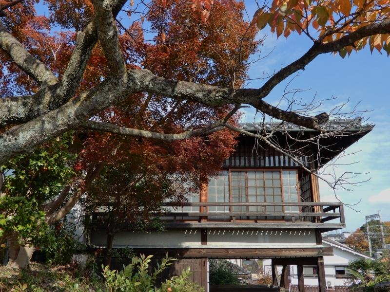 秋の館のアートフェスタ(上)* Gakuenmae Art Festa1_f0374041_13033159.jpg