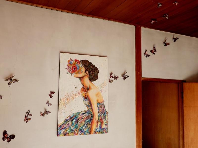 秋の館のアートフェスタ(上)* Gakuenmae Art Festa1_f0374041_13064897.jpg