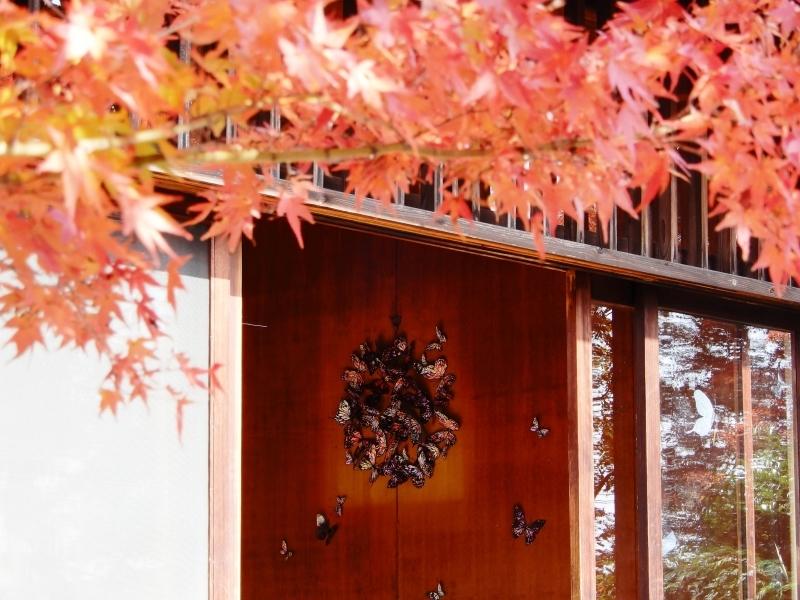 秋の館のアートフェスタ(中)* Gakuenmae Art Festa2_f0374041_13134400.jpg