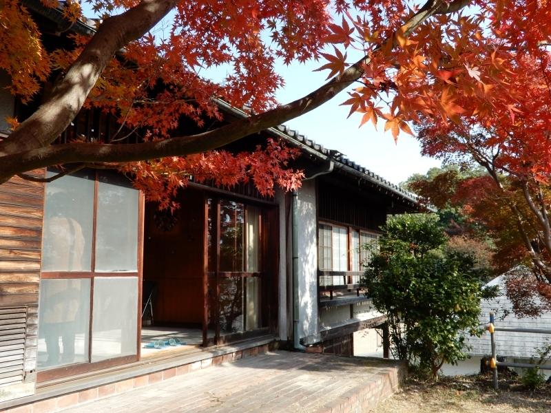 秋の館のアートフェスタ(中)* Gakuenmae Art Festa2_f0374041_13243591.jpg