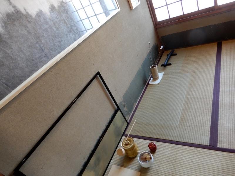 秋の館のアートフェスタ(下)* Gakuenmae Art Festa3_f0374041_13441655.jpg